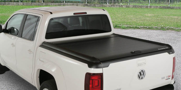 accessori fuoristrada ROLLER MOUNTAIN TOP AMAROK 2010 BLACK