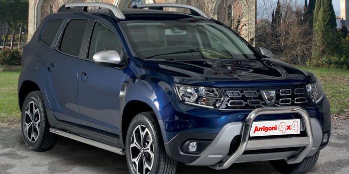 Bull bar DACIA DUSTER 2018 aa