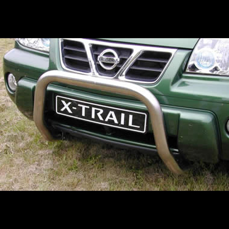 nissan x trail t30 nudge bar fitting instructions
