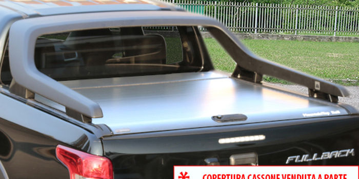 accessori fuoristrada KIT PER MONTAGGIO ROLL BAR ORIGINALE SUROLLER MOUNTAIN TOP per FULLBACK CROSS (roll bar escluso)
