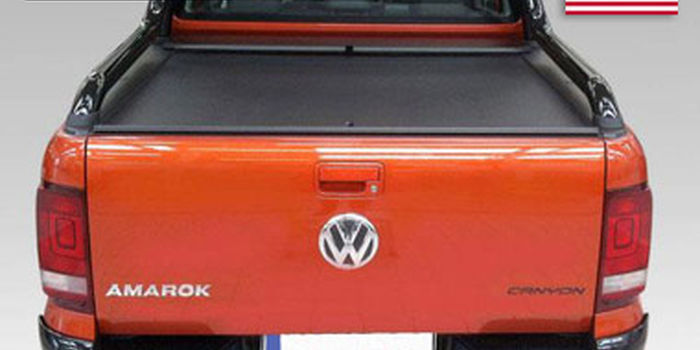 accessori fuoristrada ROLL AND LOCK DOPPIA CABINA per AMAROK CANYON