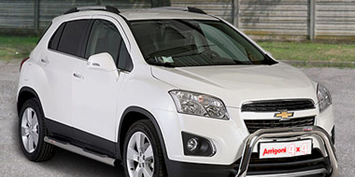 Bull bar CHEVROLET TRAX 2013 aa