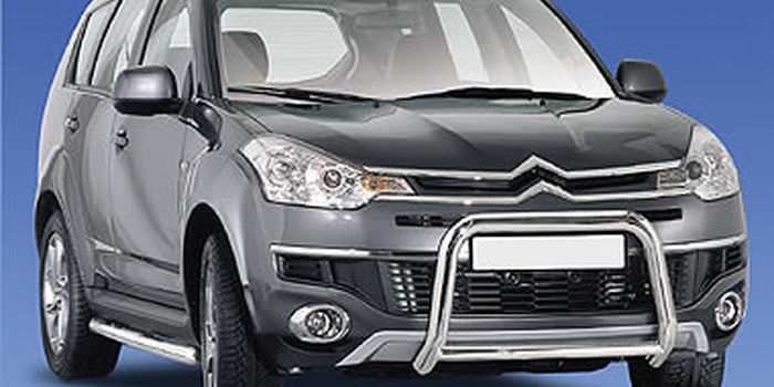 Bull bar CITROEN C-CROSSER 2007 aa