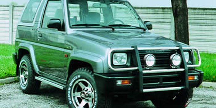 Accessori specifici per pick-up DAIHATSU FEROZA/FEROZA 1991 aa
