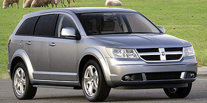 Pedane alluminio DODGE JOURNEY 2011 aa