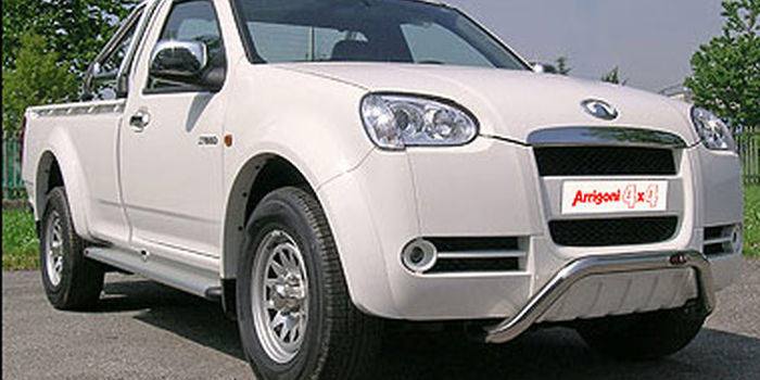GREAT WALL STEED 2010 SINGLE CAB aa