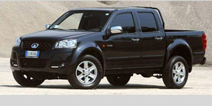Tubi laterali e tubi posteriori GREAT WALL STEED 2011 DOUBLE CAB aa