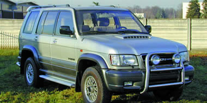 ISUZU TROOPER 1998 e 1999 aa
