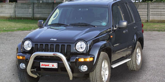 Bull bar JEEP CHEROKEE 2001 aa