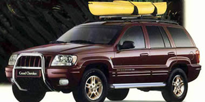 JEEP GRAND CHEROKEE 1999 aa