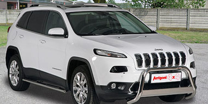 Bull bar JEEP CHEROKEE 2014 aa