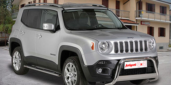 JEEP RENEGADE 2014 e TRAILHAWK 2014 aa