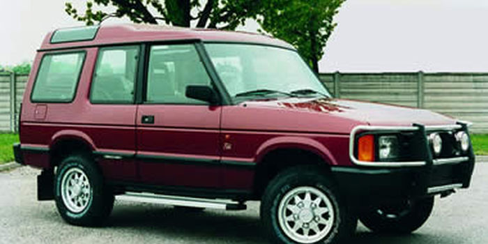 LAND ROVER DISCOVERY 1993 - 1998 aa
