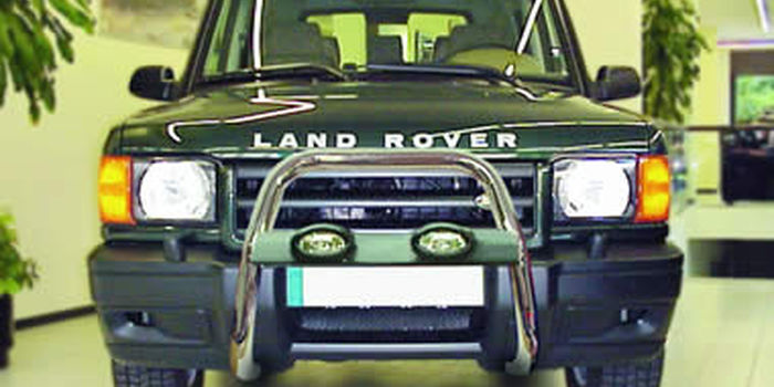 LAND ROVER DISCOVERY 1999 aa