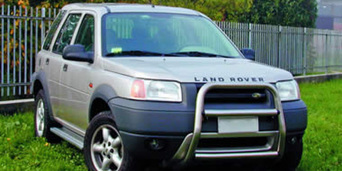 Bull bar LAND ROVER FREELANDER aa