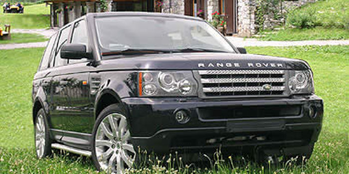 LAND ROVER RANGE ROVER SPORT 2005-2008 aa
