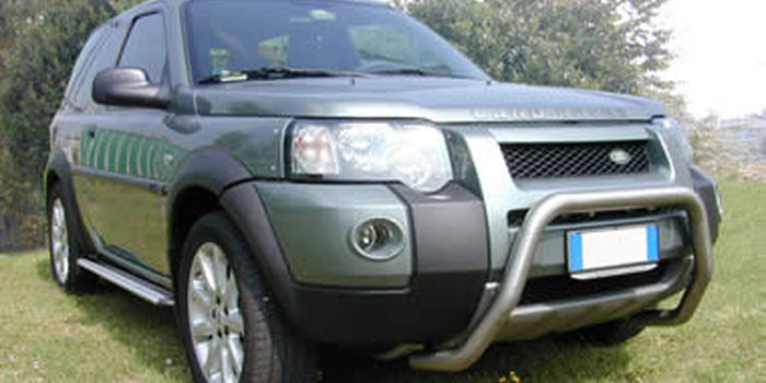 Bull bar LAND ROVER FREELANDER 2004 aa