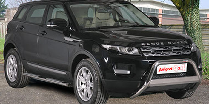 Bull bar LAND ROVER EVOQUE 2012 Pure e Prestige aa