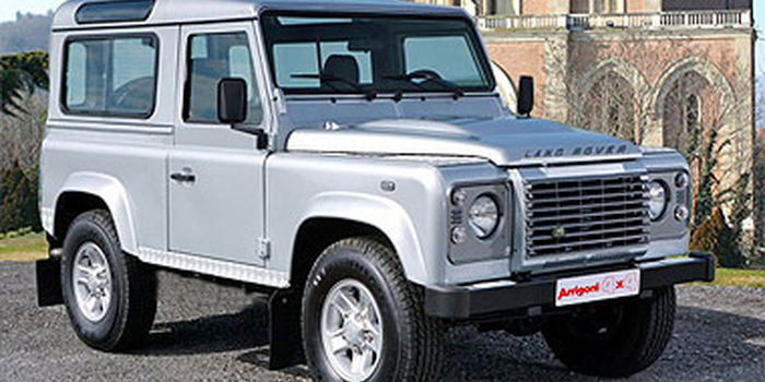 LAND ROVER DEFENDER 90 aa