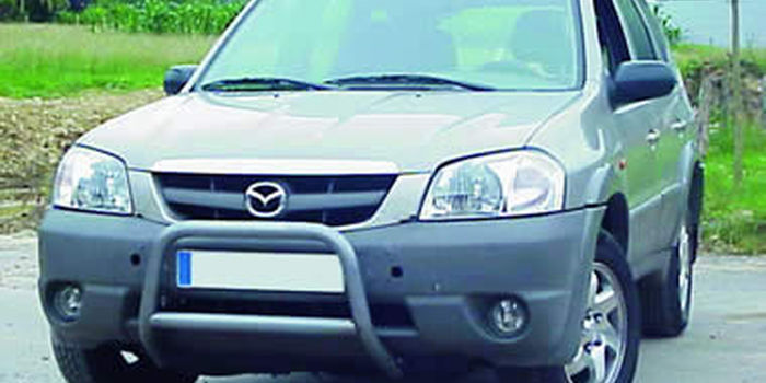 Bull bar MAZDA TRIBUTE aa