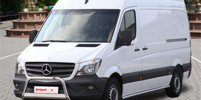 Bull bar MERCEDES SPRINTER 2013 aa