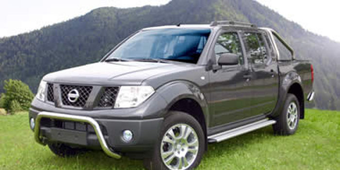 Side and rear tubes  NISSAN NAVARA 2005 (D40) aa