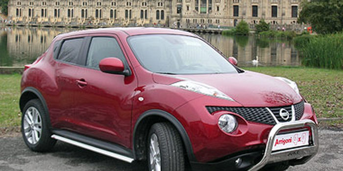 Side and rear tubes  NISSAN JUKE 2010 e 2016 aa