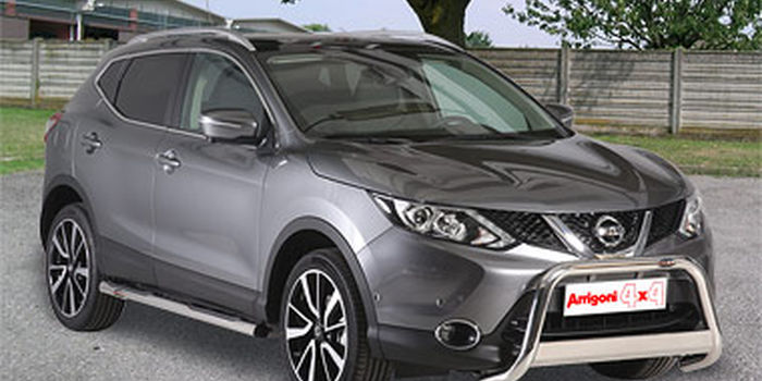 Side and rear tubes  NISSAN QASHQAI 2014 E 2017 aa