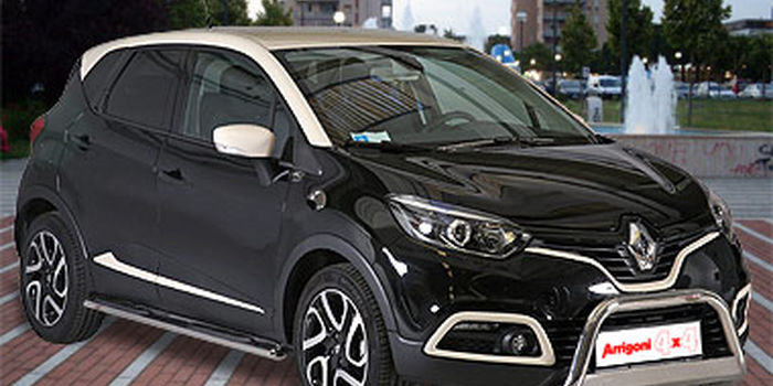 Bull bar RENAULT CAPTUR 2013 aa