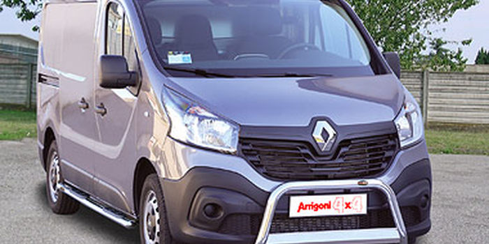 RENAULT TRAFIC 2014 L1 aa