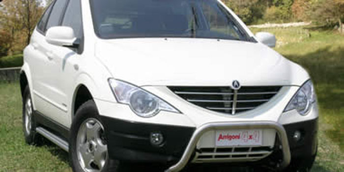 SSANGYONG ACTYON aa