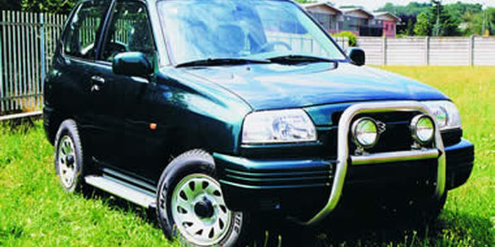 Vasche per pick-up SUZUKI GRAND VITARA 1997 aa