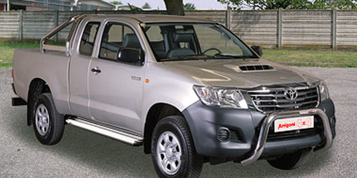 TOYOTA HILUX MY 2012 (uscito nel 2011) aa