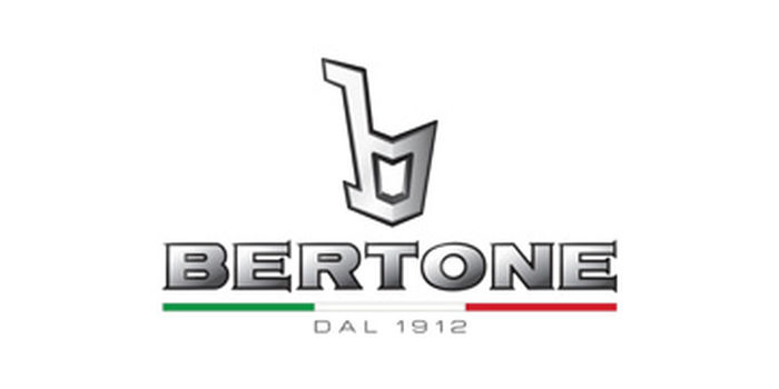 Aluminium side steps BERTONE