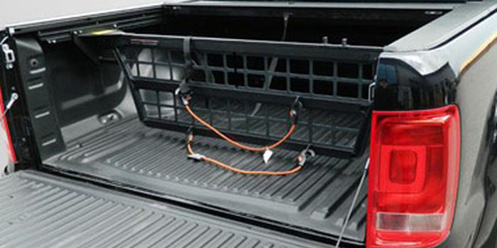 Offroad accessories F.RANGER 2012- DOUBLE CAB CARGO MANAGERFOR ROLL AND LOCK