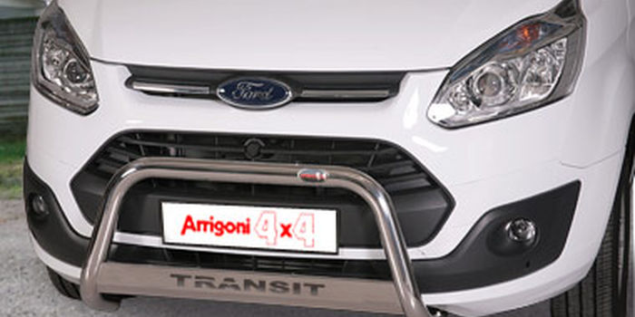 Accessori fuoristrada FORD - TRANSIT CUSTOM 2013- (Vers Long