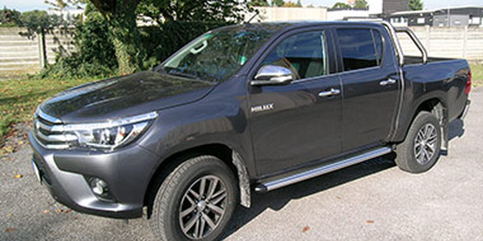 TOYOTA HILUX REVO 2016 DOUBLE CAB aa