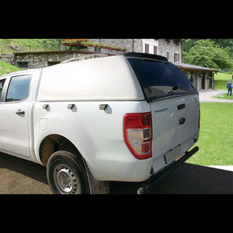 Ford Ranger 2 2 Supercab For Sale: HARD TOP CARRYBOY LUX SENZA VETRI 2