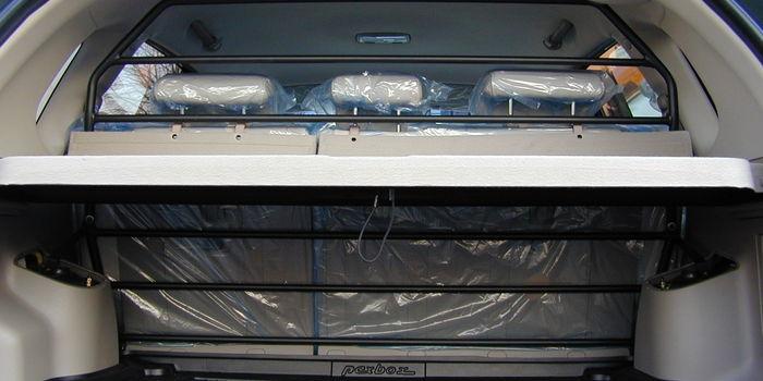 Accessori Fuoristrada Hyundai Tucson 2004