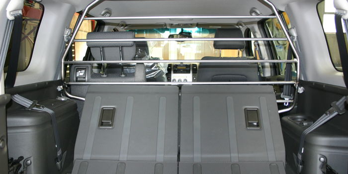 Offroad accessories INSIDE DIVIDER