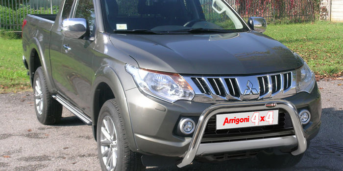Roll bar MITSUBISHI L200 MY16 CLUB CAB (uscito nel 2015) aa