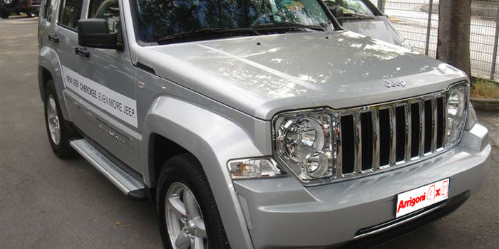 Bull bar JEEP CHEROKEE 2008 aa