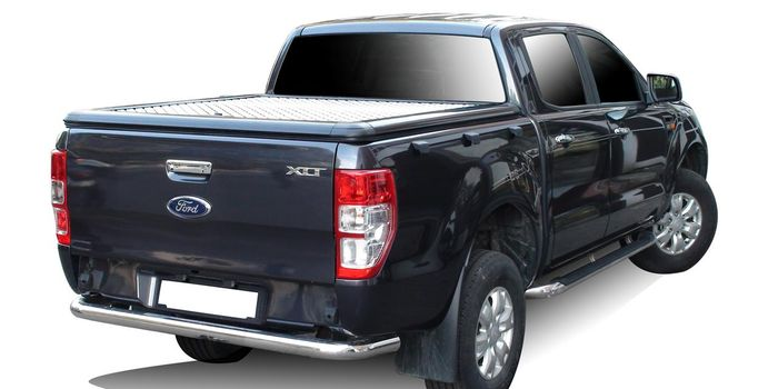 Offroad accessories ALU SPORT LID EVO DOUBLE CAB