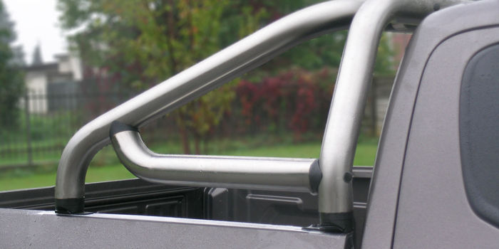 accessori fuoristrada ROLL BAR STAINLESS STEEL DIAM 60 W/BAR DOUBLE CAB