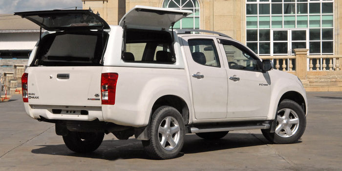 Offroad accessories HARD TOP CARRYBOY WORKMAN 4 DOORS  CREWCAB x RT-50 2012