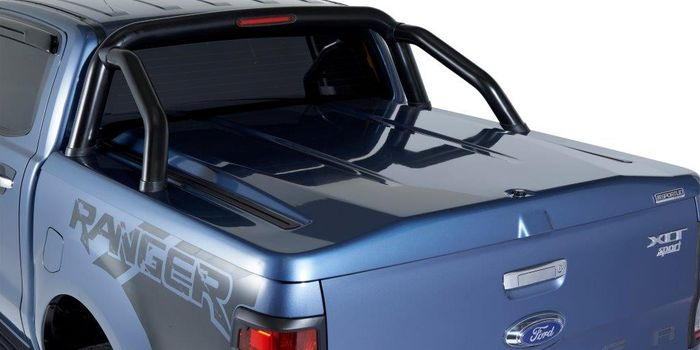 Offroad accessories SPORT LID TANGO STANDARD DOUBLE CAB MOUNTABLE WITH ORIGINAL ROLL BAR (ROLL BAR EXCLUDED) PAINTABLE