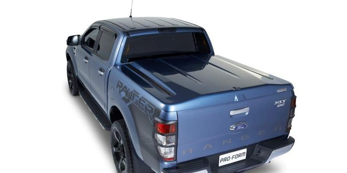 Offroad accessories SPORT LID TANGO PREMIUM DOUBLE CAB MOUNTABLE WITH ORIGINAL ROLL BAR paintable (roll bar excluded) Central Locking, Elect. Touch Pad Lock and Auto Interior Light