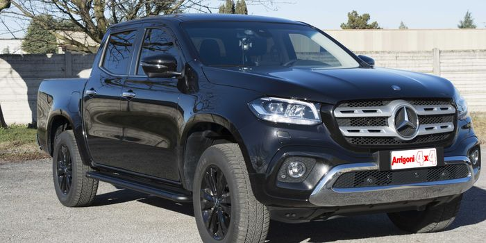 Accessori specifici per pick-up MERCEDES CLASSE X 2017 aa
