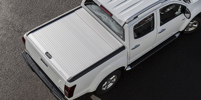 accessori fuoristrada ROLLER MOUNTAIN TOP EXTRA CAB SILVER (SPACE CAB)
