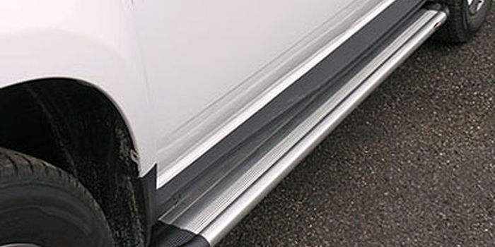 Offroad accessories ALU RUNNING BOARD S50